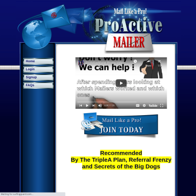 Pro Active Mailer