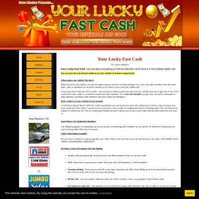 Your Lucky Fast Cash